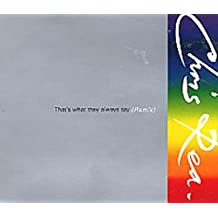 That's what they always say (Remix & Ext. Remix, 1989, plus '1975', 'Driving home for christmas')