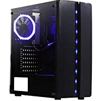 Gaming PC Custom Computer AMD Ryzen 3 3200G 8GB RAM 500GB HDD WiFi HDMI New