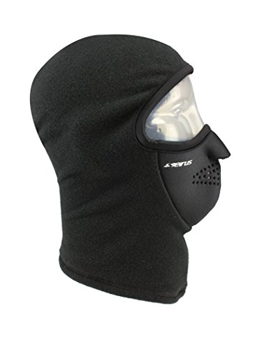 Seirus Innovation 8039 Neofleece Polartec Combo Clava – Winter par temps froid Tête, du cou et du visage, protection