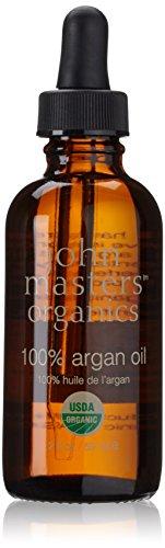 JOHN MASTERS ORGANICS Huile d'Argan 100% Pure,...