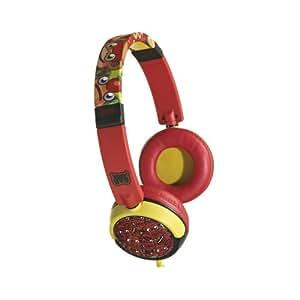 Moshi Monsters Universal Headphones - Red (Nintendo 3DS/DS)