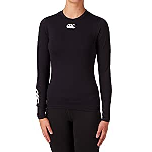 Canterbury Womens/Ladies Cold Long Sleeve Wicking Baselayer Top
