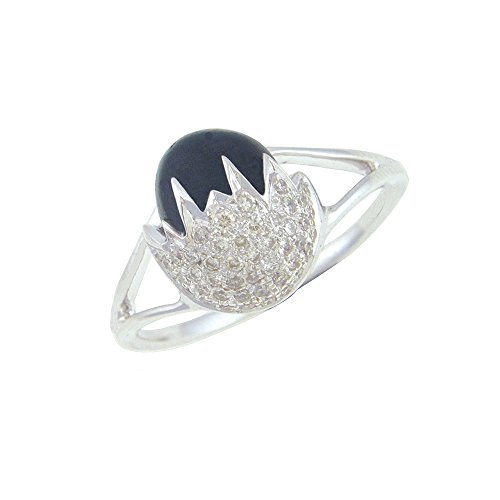 fullcutdiamond-016-cts-diamonds-2-cts-black-onex-oval-shape-ring-in-925-sterling-silver-ij-color-pk-