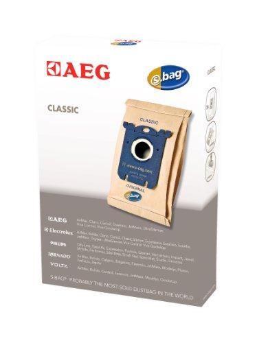 AEG Electrolux S-bag Classic GR 200 900195189/7 Sacchetti per aspirapolvere