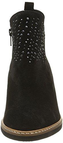 Gabor Comfort Sport, Bottes Classiques Femme Noir (Schws.S/N/A.S/Mi)