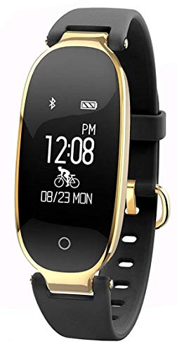 Zuoli Smart Watch Mixed Android - Zuoli Smart Watch Mixed Band For Android & iOS,Black - B07FY71N45