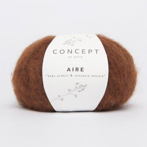 Katia Aire - Farbe: Vicuña (111) - 25 g / ca. 150 m Wolle