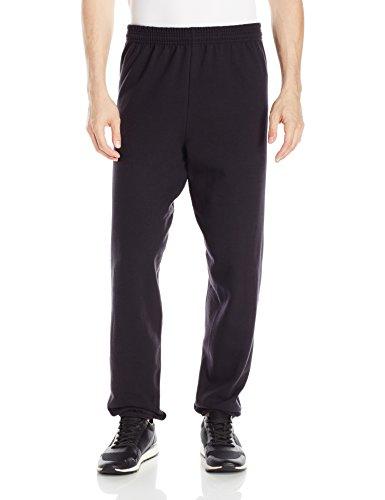 Hanes Unisex-Erwachsene Unterhose, schwarz, XX-Large Comfortblend Fleece Pullover Hoodie