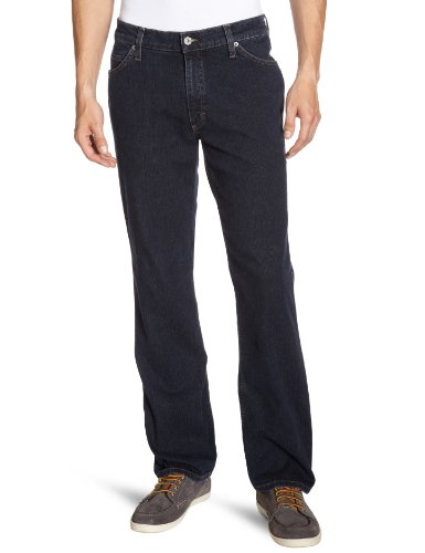 Mustang Jeans Herren Jeanshose Tramper Farbe stonewash Blau (stone washed 000)