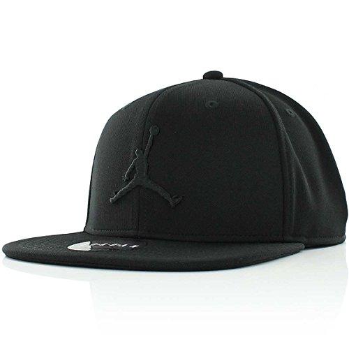 Nike Jordan Jumpman Snapback, verstellbar Herren Einheitsgröße Black/Black