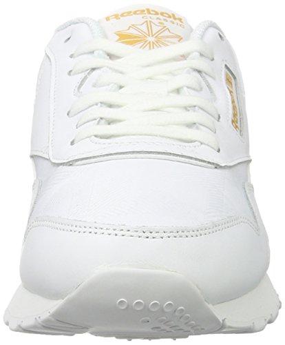 Reebok Classic Nylon Arch, Sneakers Basses Homme, Noir Blanc (White/ Black)
