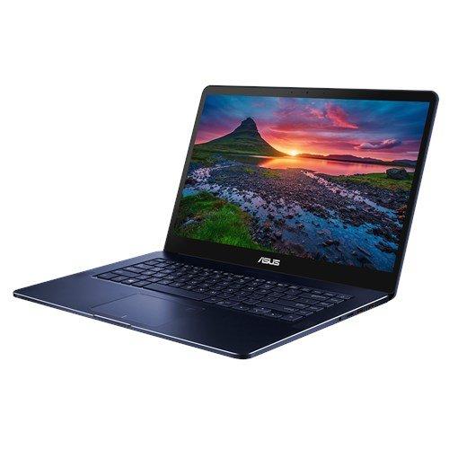 """Asus Vivobook Pro UX550GE-BN005R Notebook con Monitor 15.6"""" FHD No Glare Ips, Intel Core I7-8750H, RAM 16 GB DDR4, SSD da 512 GB"""