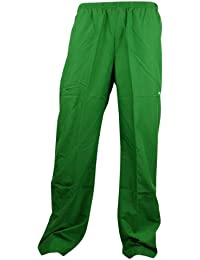 6f59f394f4 Mens Boys Nike Tracksuit Track Pant Pants Training Green Running Bottoms