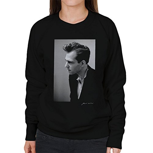 Phil Nicholls Official Photography - Paul Simonon The Clash The Tate Gallery 1989 Women's Sweatshirt