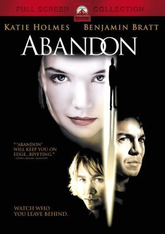 Abandon by Katie Holmes