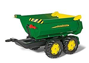 Rolly Toys 122165 Parte de Juguete - Partes de Juguetes (Negro, Verde, Amarillo)