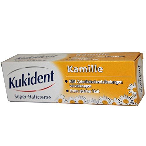 Kukident Super Haftcreme Kamille 40g