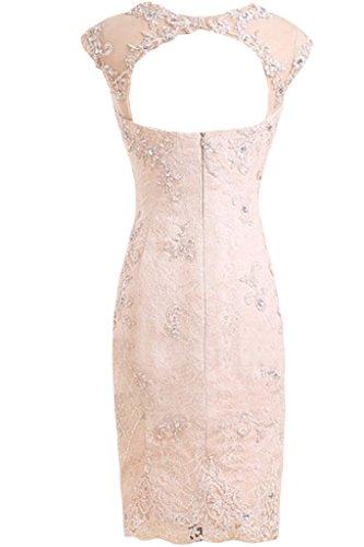 ivyd ressing Femme préférée Étui ligne dentelle motif tuell Party robe Lave-vaisselle robe robe du soir Champagne