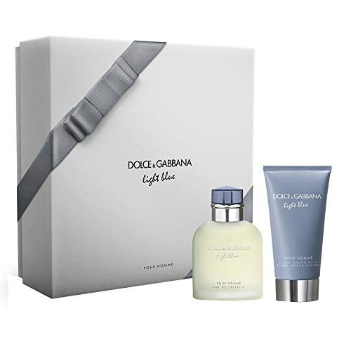 Cof - D&G. Light Blue Edt 75 Ml + After Shave