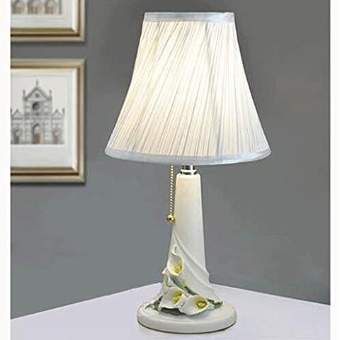 WTL Lighting Lámpara de mesa de la manera creativa Tabla dormitorio de la lámpara moderna del vector de la lámpara lámpara de mesa de boda simple lámpara de cabecera Lámpara de