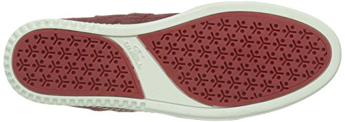 O'Neill Dudette Damen Hohe Sneakers Rot (F51 - Barn Red)