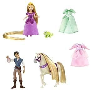 Disney Princess Tangled Rapunzel Deluxe Story Bag