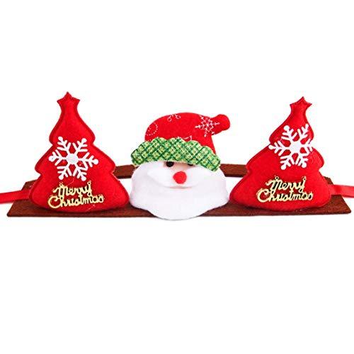 Highouse Unvergleichliche Hunde Katze Haustier Kappe Kostüm Stirnband Mütze Hut Krone Weihnachten Party Haar Pflege Produkte Zubehör (ohne M Bild - Bilder Von Kostüm Für Haustiere