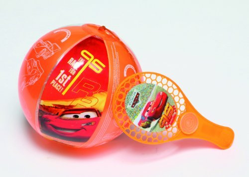 TAP BALL CARS DISNEY DIAMETRE 22 CM