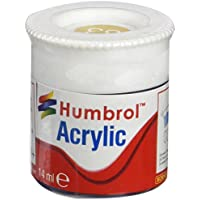 Humbrol - Pintura acrílico, color Ochre (Hornby AB0083)