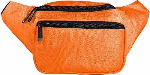 SoJourner Bags riñonera uno tamaño Naranja sólido
