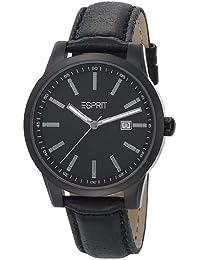 Esprit Damen-Armbanduhr Analog Quarz Leder ES105031003