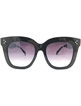 Optica Vision-Specssquare oversize sunglasses, Ref. V124, Color black, Style im 1444 / s