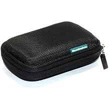 Maxsima - Funda para cámara fotográfica (compatible con Nikon Coolpix / L27 / L28 / L29 / S3100 / S3200 / S3300 / S3500 / S6700 / S6800)