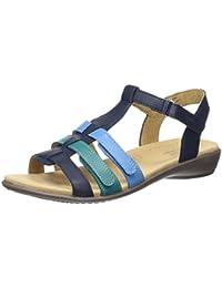 Womens Sol Open-Toe Sandals Hotter