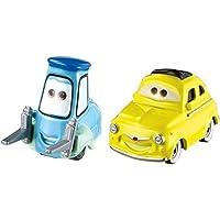 Disney Pixar Cars deux petites voitures Luigi & Guido, jouet pour enfant, FJH93