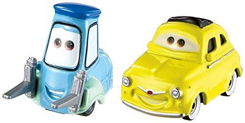 Mattel Disney Cars FJH93 - Disney Cars 3 Die-Cast Guido und Luigi