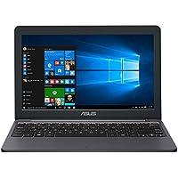 Asus E203NA-FD029TS 29,4 cm (11,6 Zoll) Notebook (Intel Dual-Core Celeron N3350 Processor, 4GB RAM, Intel HD Graphics 500, Win 10) grau
