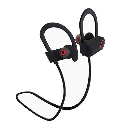 Mini-4s-fan (Bluetooth KopfhörerV9 Ohrhörer Sport Drahtlose Kopfhörer In Ear Headsets BT4.1 Kopfhörer in Ear Stereo-Ohrhörer Wasserdicht für Ohr Bluetooth-Sportkopfhörer (1PC))