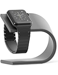 Apple Stand, Pugo Soporte Superior, iWatch Soporte de carga, Apple Watch Base de carga