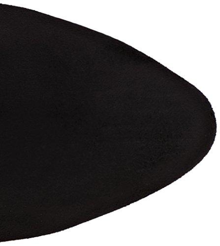 Tamaris 25531 Damen Langschaft Stiefel Mehrfarbig (Black/Gold 012)