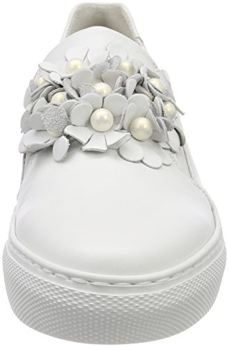 Gabor Damen Comfort Basic Derbys Weiß (Weiss)