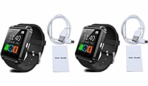 Estar Smart Android U8 Bracelet Watch and Activity Wristband, Wireless Bluetooth Connectivity Pedometer compatible with Benq F4