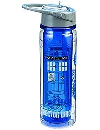 Doctor Who Tritan Water Bottle, 18-Ounces