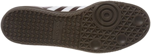 41qEjH6EVcL - adidas Unisex Adults Samba Low-Top Sneakers, 9 UK