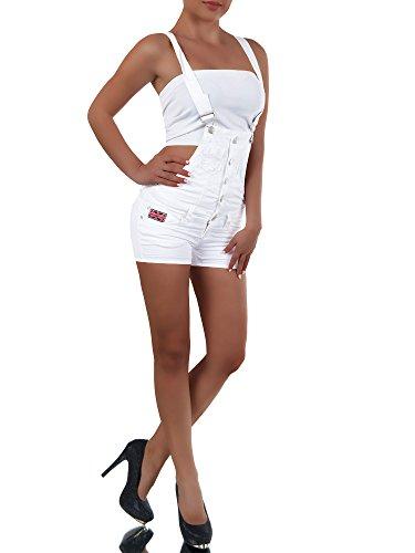 N200 Damen Jeans kurze Hose Damenjeans Hüftjeans Hot Pants Shorts Panty  Latzhose 44e33f0e44