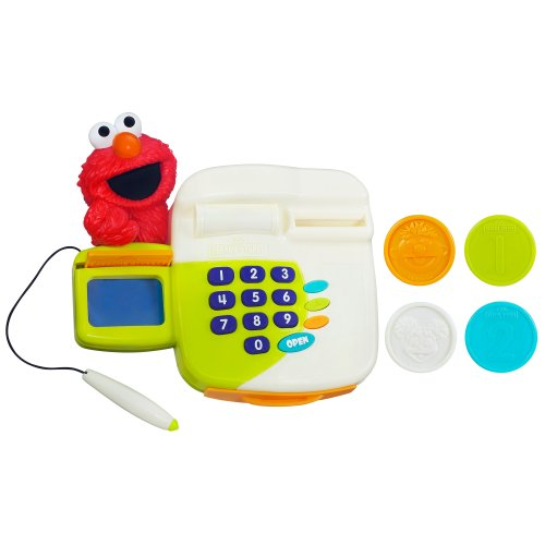 Playskool Sesame Street Come 'N Play Elmo Cash Register Toy