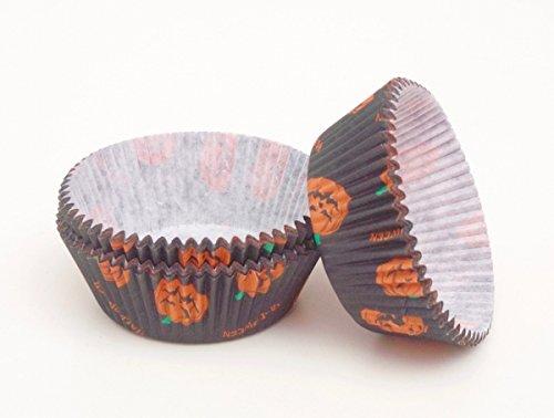 Cupcakes Förmchen 60 Stück Halloween
