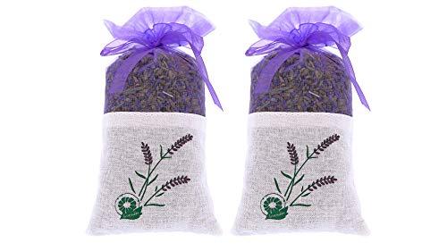 Naturel Parfum lavande plastique pour aromathérapie - 2 sachets Lavande