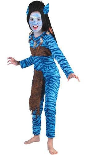 Zubehör Girl Kostüm Jungle - Fyasa 706041-t02Jungle Girl Warrior Kostüm, Mittel