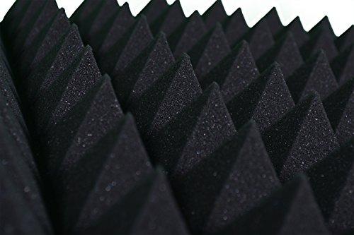 pannelli-fonoassorbenti-piramidali-100x100x6cm-d30-nero